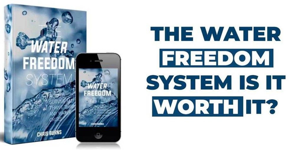Water Freedom System Review – Does It Work Or Scam?