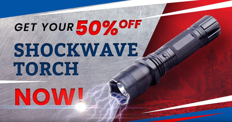 Shockwave Torch Review – Worthy or Scam?