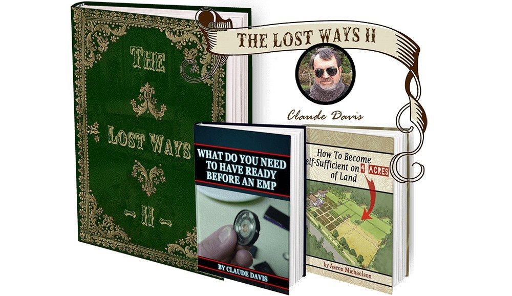 The Lost Ways 2 by Claude Davis Review – Worthy or Scam?