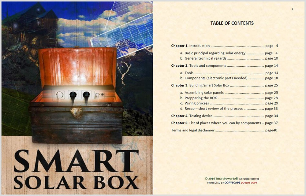 Smart Solar Box Review – Worthy or Scam?