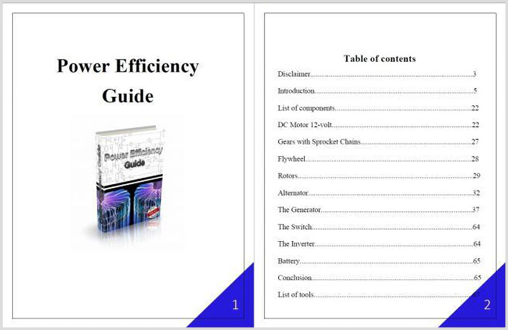 Power Efficiency Guide Review – Worthy or Scam?